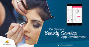 The on-demand beauty service app is definitely a win-win for your business