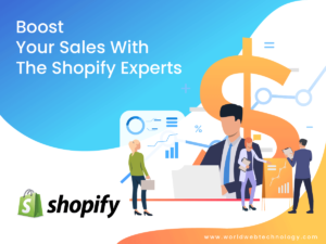 Boost your sales with the Shopify Experts
