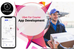 Courier App Development