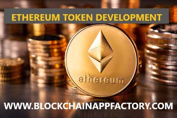 Use Ethereum Token Development Services to make an interesting technique for token creation