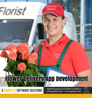 On Demand Flower Delivery