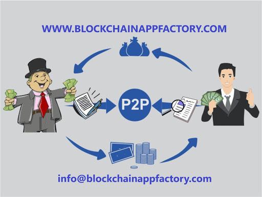 Blockchain-based P2P lending platforms