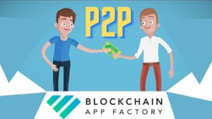 A Blockchain P2P lending platform guarantees the right distribution of credit