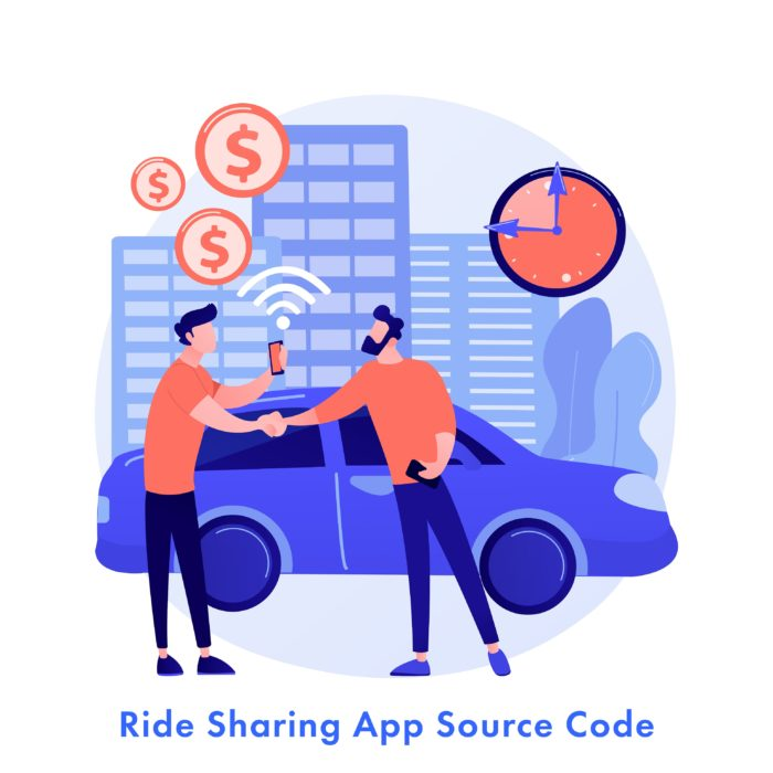 Ride Sharing App Source Code