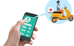Uber Pharmacy Delivery App