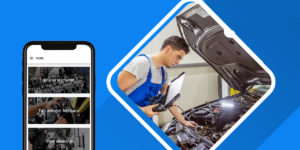 Utilize a robust app like Uber for mechanical service enriched with core features.