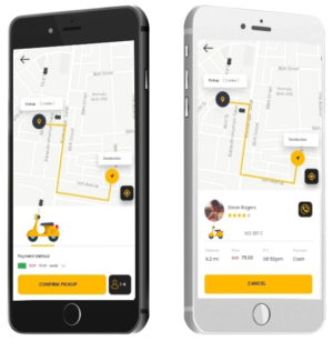 Bike Taxi App Development Solution