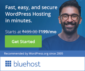 Host Your WordPress Website With BlueHost Coupon Code With Free SSL Along With Fast, Easy and Se ...