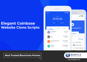 Coinbase Website Clone Scripts Furnished With Trending Technologies