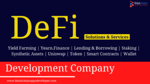 Decentralized Finance (DeFi) Development Company | DeFi Development Services Company