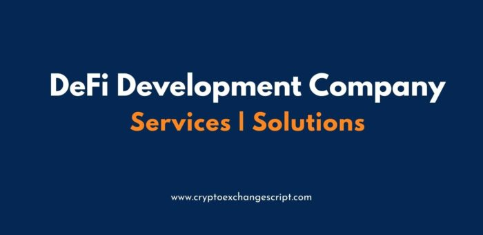 DeFi Development Company | Decentralized Finance DeFi Services | Coinjoker