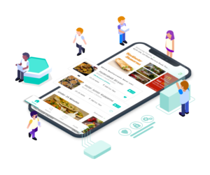 Deliveroo Clone | Mobile App Development Company