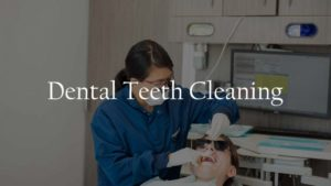 Dental teeth cleaning involves removing the plaque and tartar that builds up due to bad habits.  ...