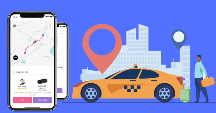 Exclusive Reasons On Why People Prefer On-demand Taxi Services Over Traditional Taxi Services