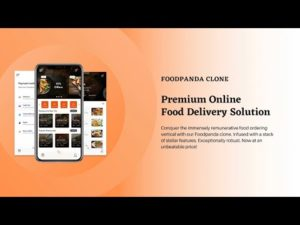 Make Your Food Delivery Industry Hit The Market With APPDUPE