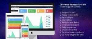 Online Grievance Redressal System
