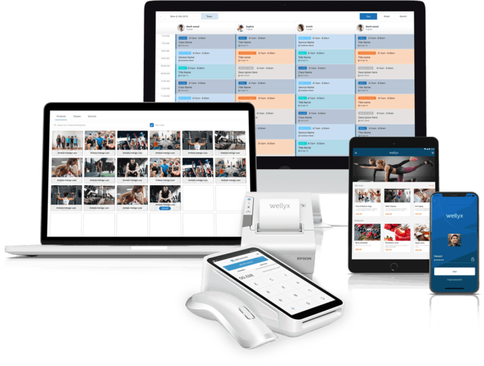 Gym & All Fitness Business Management Software   Wellyx