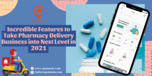 Incredible Features to Take Pharmacy Delivery Business into Next Level in 2021