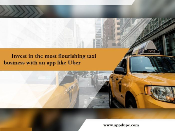 On-demand taxi apps like Uber have become conventional means of getting rides. You can establish ...