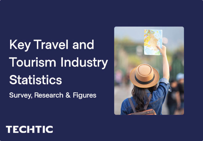 Key Travel and Tourism Industry Statistics: Survey, Research & Figures