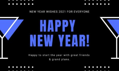 2021 Wishes for everyone! – The News Engine