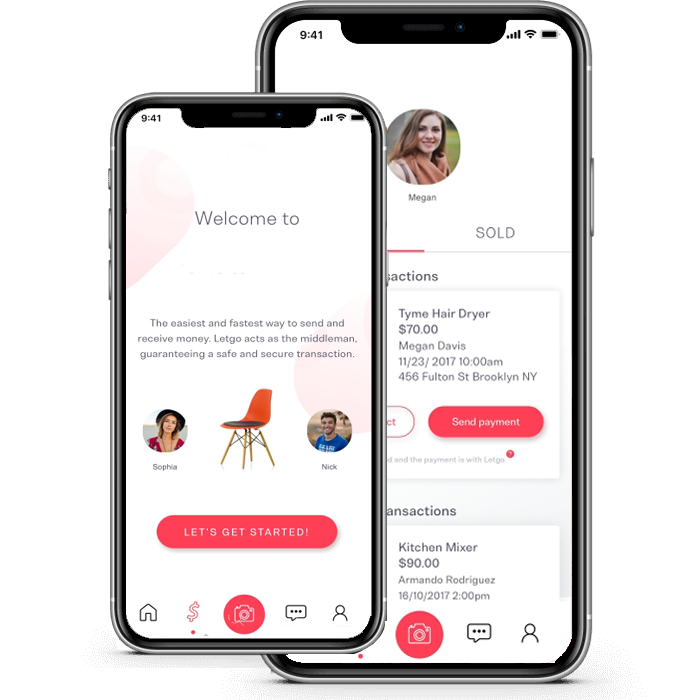 Build a reliable buy-sell marketplace like Letgo with our customizable, scalable Letgo clone scr ...