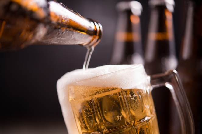 How profitable is the on-demand alcohol delivery business in the current market?