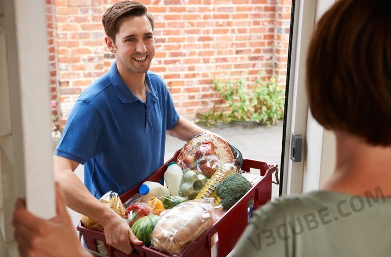 Why is the Ocado Grocery App Clone the Best option for Users and Service Providers?