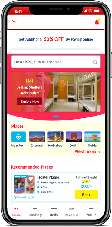 Make Your OYO Clone App The Talk of The Town With These Stand-apart Features   The overall cost  ...
