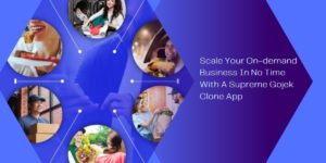 Scale Your On-demand Business In No Time With A Supreme Gojek Clone App