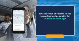 BlaBlaCar is a leading travel network in Europe. It is a carpooling app that connects car driver ...