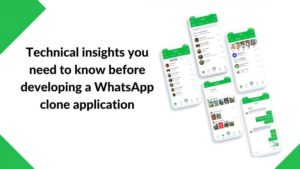 The one app that has revolutionized the messaging market is the WhatsApp app. With its excellent ...