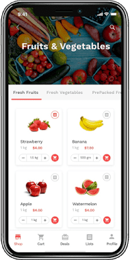 The convenience and comfort provided by on-demand grocery delivery apps are one of the major rea ...