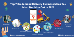 Top 7 On-Demand Delivery Business Ideas You Must Not Miss Out in 2021