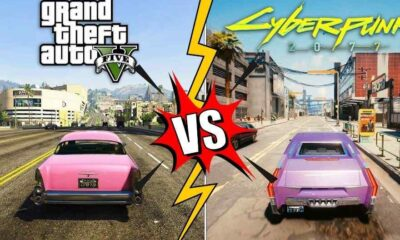 Why GTA 5 better than Cyberpunk 2077?  – GTA V vs Cyberpunk 2077