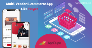 Entering the E-commerce industry is now easier than ever with our Target Clone App solution
