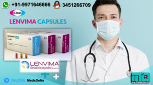 Lenvima Alternatives Online Lenvatinib Capsules Brands Price