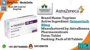 Osimertinib Price Online Tagrisso Supplier Wholesale