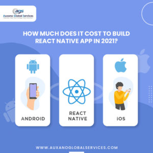 How Much Does It Cost To Build React Native App In 2021?