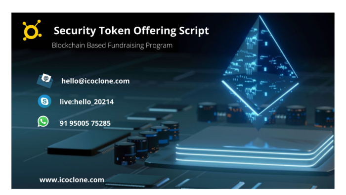 STO Software For Crowdfunding
