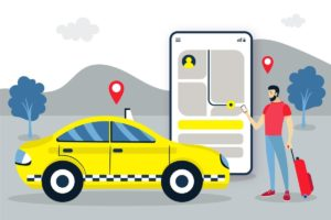 A complete guide on developing a ride sharing app