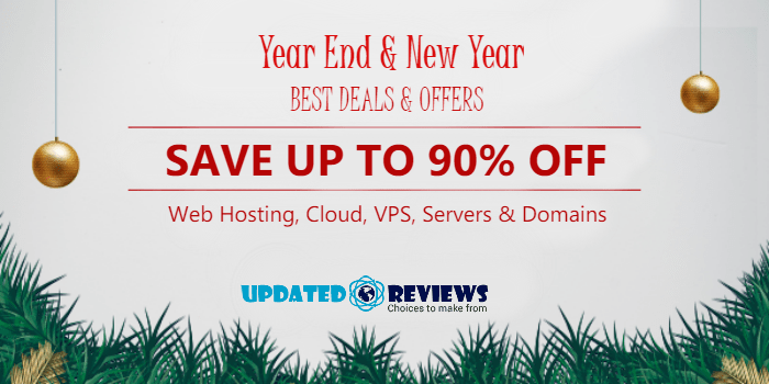 Best  New Year 2021 OFFERS & Discounts from Top Web Hosting Companies