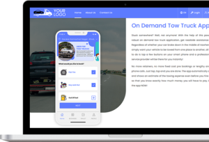 Build on-demand roadside assistance app for your tow truck business