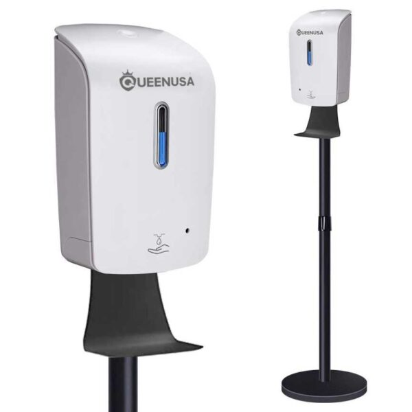 Buy Automatic Touchless Queen USA Hand Sanitizer Machine and Get Lots of Discount Via Redeem Cou ...
