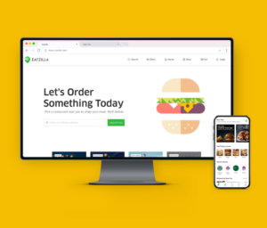 Case Study Of Eatzilla Food Delivery Application: Build your website and mobile app for ubereats ...