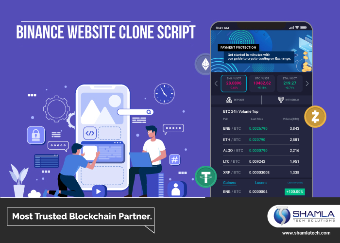 Compelling Reasons Why Binance Website Clones Stands As A Premier Choice For Cryptocurrency Exch ...