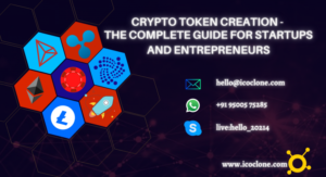 Crypto Token Creation Services | Crypto Token Development  In the digital world, technology play ...