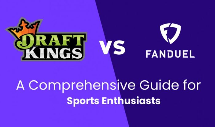 Draftkings vs Fanduel – A Comprehensive Guide for Sports Enthusiasts
