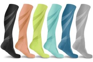 Everything you need to know about men's knee-high compression socks  While wearing the socks, yo ...