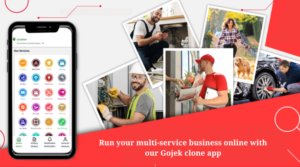 Launch your own Gojek clone app for your on-demand multi-service business, do not lose the chanc ...